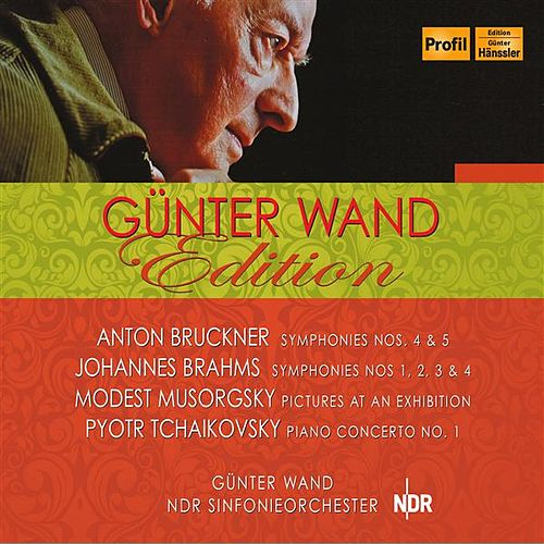 Play & Download Gunter Wand Edition (NDR) by Various Artists | Napster