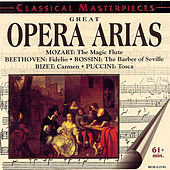 Great Opera Arias by Various Artists