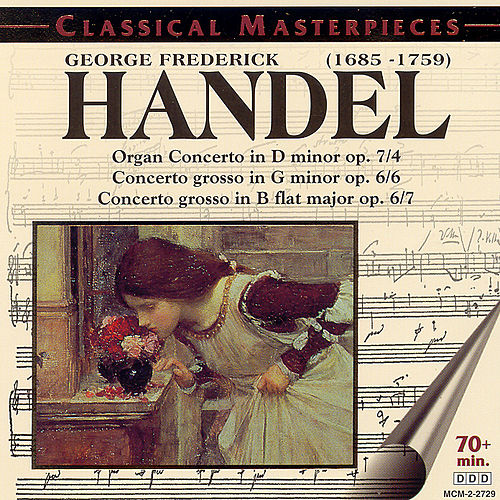 Play & Download George Frederick Handel: Organ Concerto in D... by George Frideric Handel | Napster