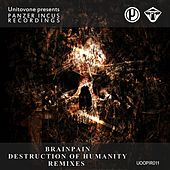 Play & Download Destruction of Humanity Remixes LP by Brainpain | Napster