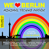 We Love Berlin 4.1 - Minimal Techno Parade (Incl. DJ Mix By Glanz & Ledwa) by Various Artists