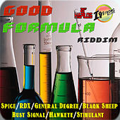 Good Formula Riddim by Various Artists