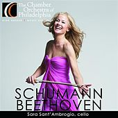 Schumann: Cello Concerto - Beethoven: Symphony No. 7 by Various Artists