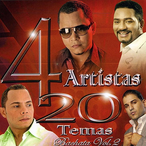 20/4 Bachata Vol.2 by Various Artists