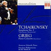 Tchaikovsky: Symphony No. 2 - Grieg: Piano Concerto by Various Artists