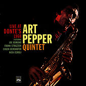 Play & Download Live at Donte's 1968 by Art Pepper | Napster