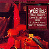 Great Overtures by Various Artists