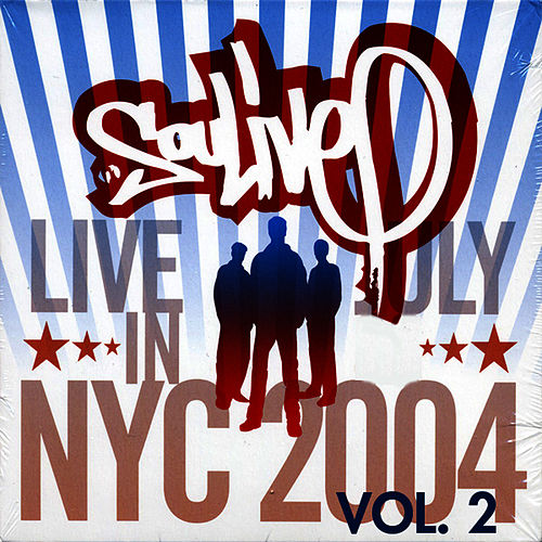 Play & Download Live In Nyc (July 2004) by Soulive | Napster