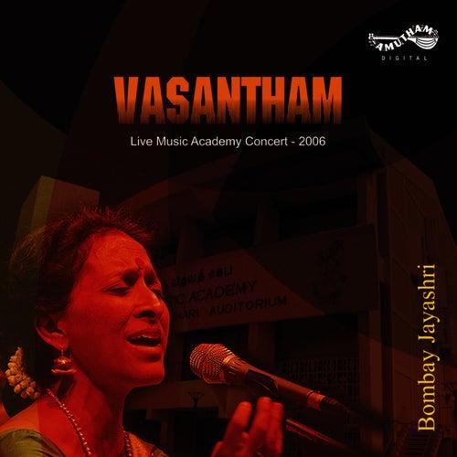 Vasantham by Bombay S. Jayashri