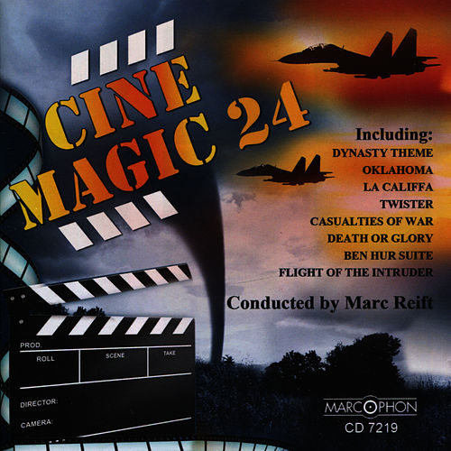 Play & Download Cinemagic 24 by Philharmonic Wind Orchestra | Napster