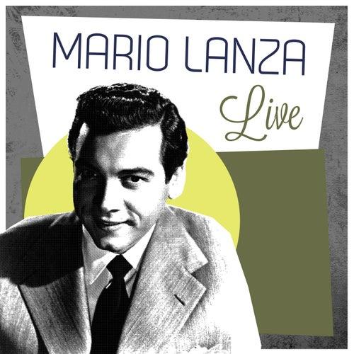Mario Lanza Live by Mario Lanza