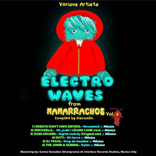 Electro Waves From Mamarrachos Vol.3.Tripas by Various Artists