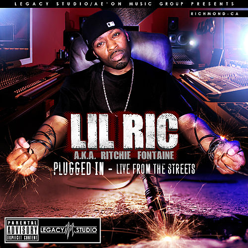 Play & Download Plugged In - Live from the Streets by Lil Ric | Napster