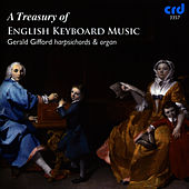 A Treasury of English Keyboard Music von Gerald Gifford