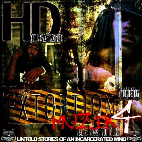 Play & Download Extortion Muzik 4 by HD | Napster