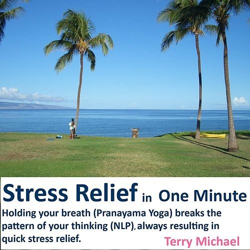 Play & Download Stress Relief in One Minute. Holding Your Breath (Pranayama Yoga) Breaks the Pattern of Your Thinking (NLP), Always Resulting in Quick Stress Relief. by Terry Michael | Napster