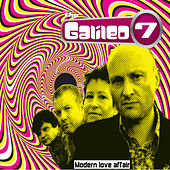 Modern Love Affair - Single by The Galileo 7