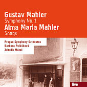 Play & Download Gustav Mahler: Symphony No. 1 - Alma Maria Mahler: Songs by Various Artists | Napster
