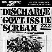 Play & Download Live Bootleg Series Vol. 1: 10/17/1982 Washington, DC @ 9:30 Club by Government Issue | Napster