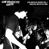 Live Bootleg Series Vol. 1: 07/16/1984 Adelphi, MD @ King Kong by Government Issue
