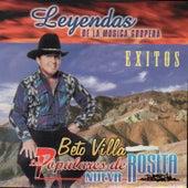Leyendas de La Musica Grupera by Beto Villa y Los Populares de Nueva Rosita