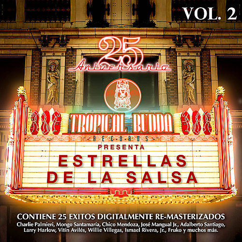 Tropical Budda Records 25th Anniversario Vol.2 by Various Artists