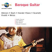 Play & Download Baroque Guitar by Andres Segovia | Napster