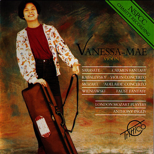 Play & Download Mozart-Sarasate-Kabalevsky-Wieniawski: Selected Works for Violin by Vanessa Mae | Napster