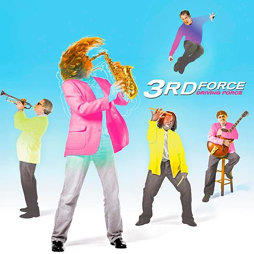 Driving Force by 3rd Force