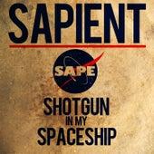 Shotgun In My Spaceship - Single by sapient