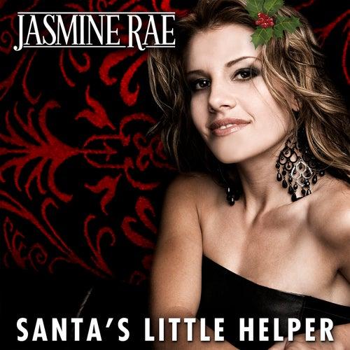 Santa's Little Helper by Jasmine Rae