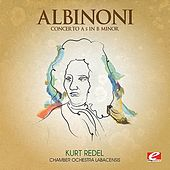 Play & Download Albinoni: Concerto a 5 in B Minor (Digitally Remastered) by Chamber Ochestra Labacensis | Napster