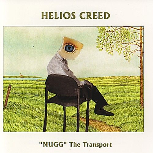 'Nugg' The Transport by Helios Creed