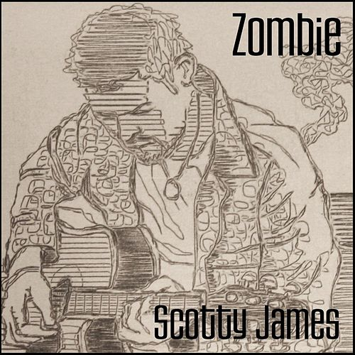 Play & Download Zombie by Scotty James | Napster