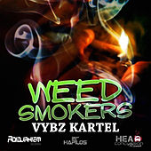 Play & Download Weed Smokers - Single by VYBZ Kartel | Napster