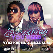 Play & Download Everything You Need - Single by VYBZ Kartel | Napster