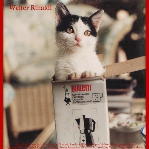 Listz: Love Dream & La Campanella - Sinding: Rustle of Spring - Chopin: Waltzes & Impromptu - Satie: by Walter Rinaldi