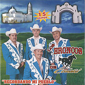 Play & Download 15 Exitos Recordando A Mi Pueblo by Los Broncos De Cosala | Napster