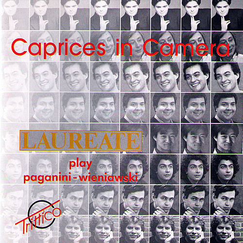 Paganini - Wieniawski: 24 Caprices for Solo Violin - Caprice, Op. 18 by Vasko Vassilev