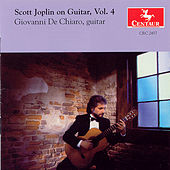 Play & Download Scott Joplin on Guitar, Vol 4 by Scott Joplin | Napster