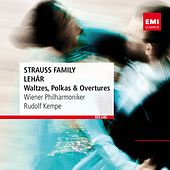 Play & Download Strauss Family / Lehar: Waltzes by Rudolf Kempe | Napster