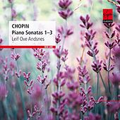 Chopin: Piano Sonatas by Leif Ove Andsnes