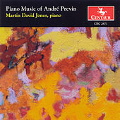 Piano Music Of Andre Previn by Andre Previn