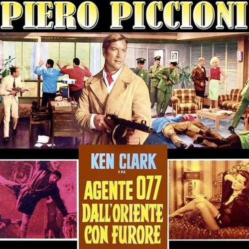 Play & Download Agente 077 dall'Oriente con Furore by Piero Piccioni | Napster
