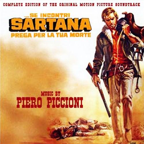 Se Incontri Sartana Prega Per La Tua Morte by Piero Piccioni