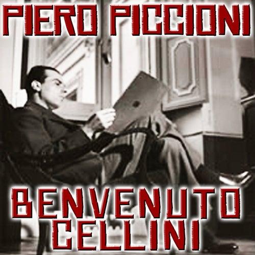 Benvenuto CellinI by Piero Piccioni