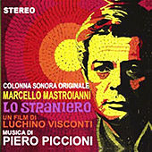 Lo Straniero by Piero Piccioni
