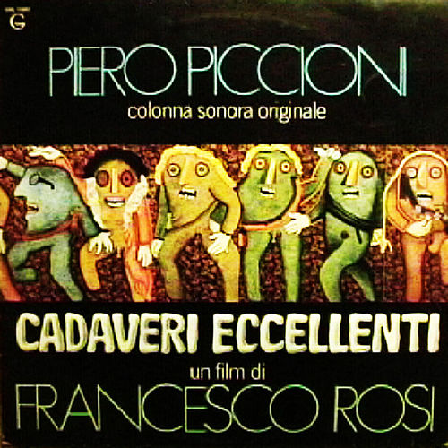 Play & Download Cadaveri Eccellenti by Piero Piccioni | Napster