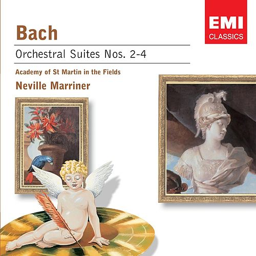 Play & Download Orchestral Suites Nos. 2-4 by Johann Sebastian Bach | Napster