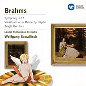 Play & Download Symphony No. 1, Variations On A Theme By Haydn... by Johannes Brahms | Napster